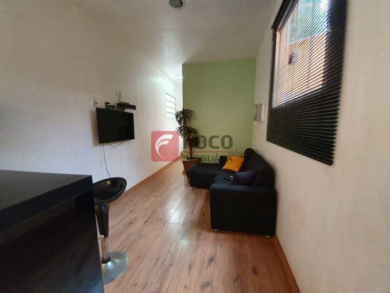 2 - Casa à venda Rua Pereira da Silva,Laranjeiras, Rio de Janeiro - R$ 1.290.000 - JBCA80009 - 24