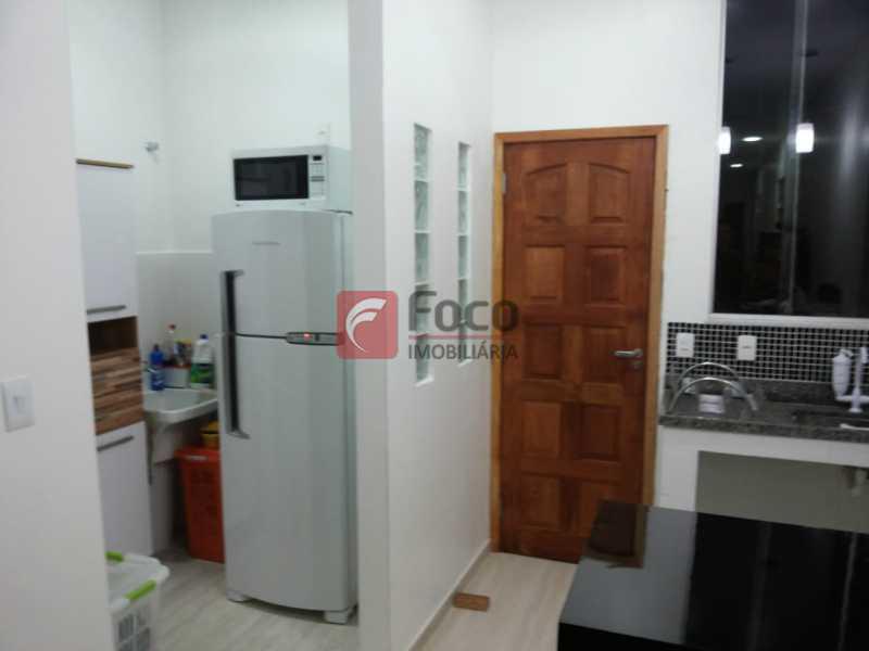 22 - Casa à venda Rua Pereira da Silva,Laranjeiras, Rio de Janeiro - R$ 1.290.000 - JBCA80009 - 21