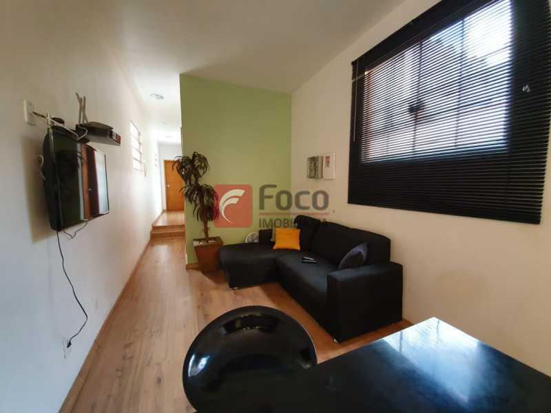 5 - Casa à venda Rua Pereira da Silva,Laranjeiras, Rio de Janeiro - R$ 1.290.000 - JBCA80009 - 1