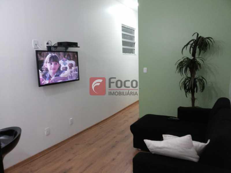 28 - Casa à venda Rua Pereira da Silva,Laranjeiras, Rio de Janeiro - R$ 1.290.000 - JBCA80009 - 29