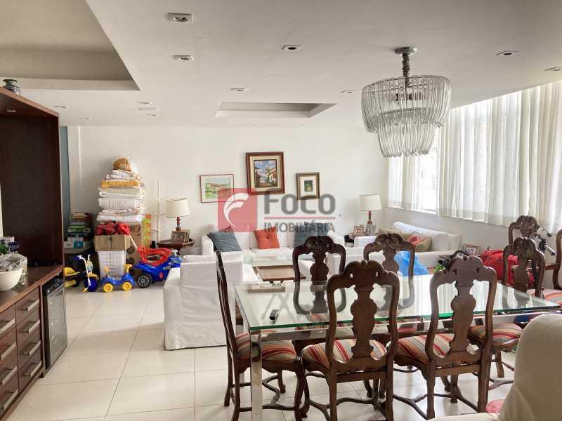 02 - Cobertura à venda Avenida Atlântica,Leme, Rio de Janeiro - R$ 2.850.000 - JBCO40097 - 1
