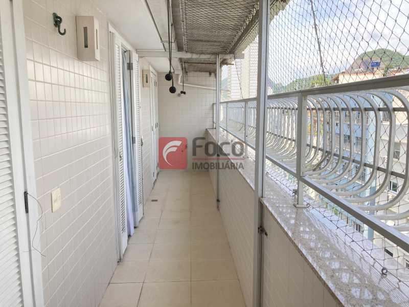 07 - Cobertura à venda Avenida Atlântica,Leme, Rio de Janeiro - R$ 2.850.000 - JBCO40097 - 5
