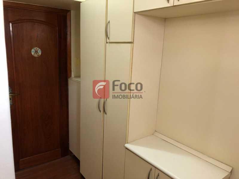 4 - Kitnet/Conjugado 37m² à venda Rua São Clemente,Botafogo, Rio de Janeiro - R$ 420.000 - JBKI00128 - 6