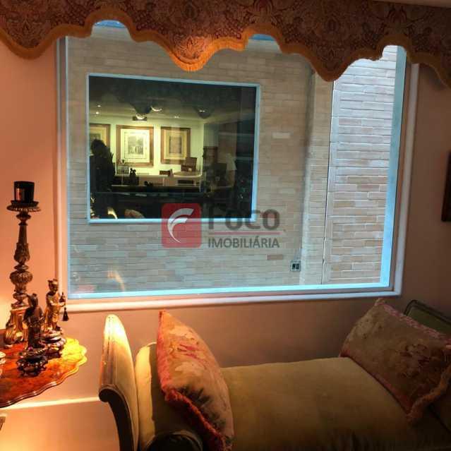 3. - Casa 4 quartos à venda Jardim Botânico, Rio de Janeiro - R$ 5.500.000 - JBCA40065 - 8