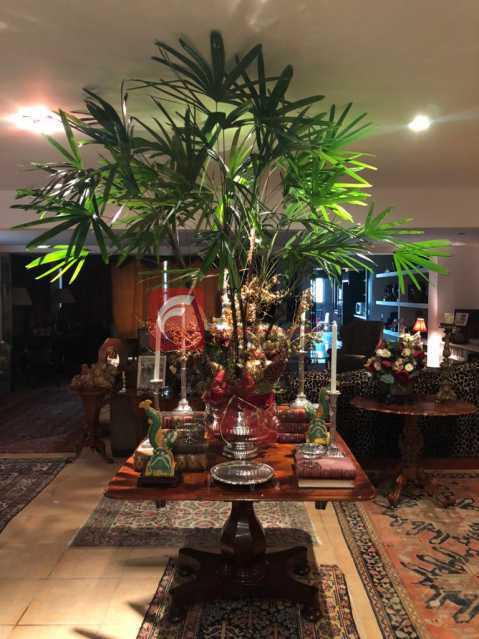 8. - Casa 4 quartos à venda Jardim Botânico, Rio de Janeiro - R$ 5.500.000 - JBCA40065 - 9