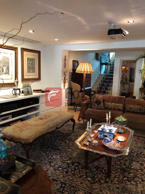 10. - Casa 4 quartos à venda Jardim Botânico, Rio de Janeiro - R$ 5.500.000 - JBCA40065 - 7