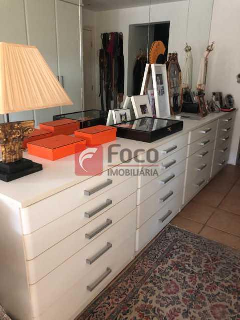 13. - Casa 4 quartos à venda Jardim Botânico, Rio de Janeiro - R$ 5.500.000 - JBCA40065 - 14