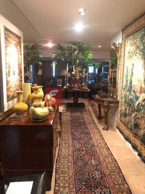 16. - Casa 4 quartos à venda Jardim Botânico, Rio de Janeiro - R$ 5.500.000 - JBCA40065 - 11