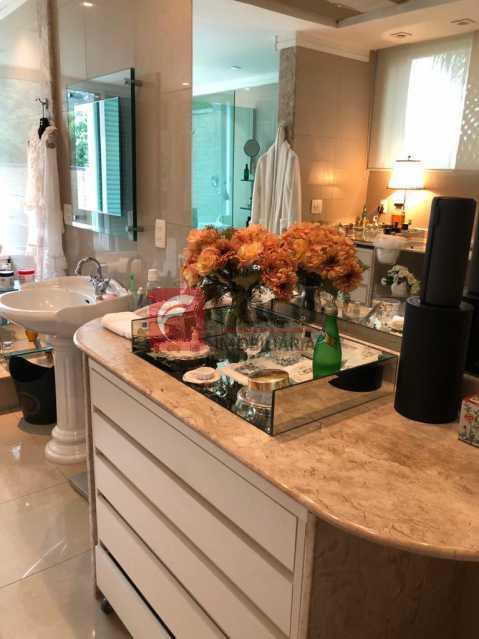 23. - Casa 4 quartos à venda Jardim Botânico, Rio de Janeiro - R$ 5.500.000 - JBCA40065 - 18