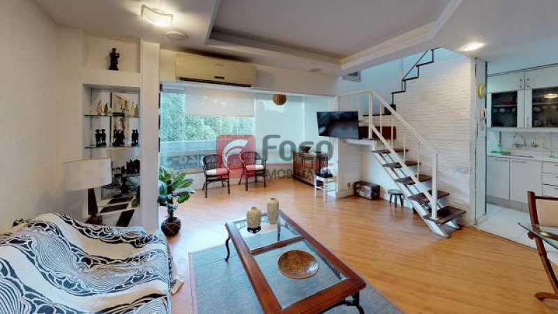 1 - Cobertura à venda Avenida Rodrigo Otavio,Gávea, Rio de Janeiro - R$ 2.780.000 - JBCO30197 - 3