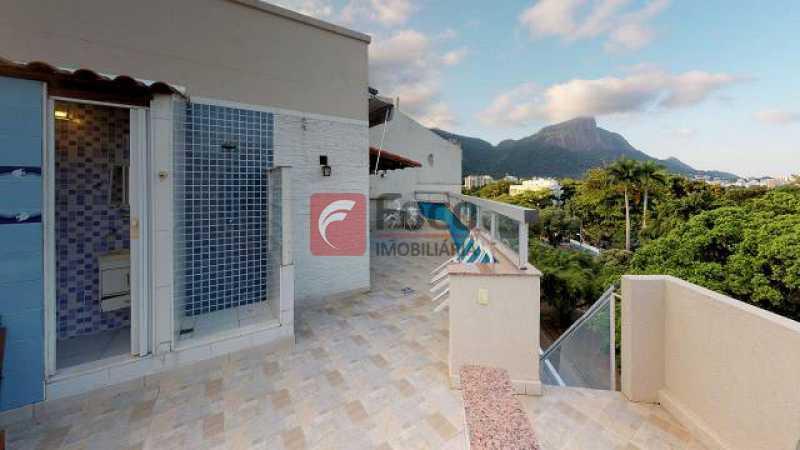19 - Cobertura à venda Avenida Rodrigo Otavio,Gávea, Rio de Janeiro - R$ 2.780.000 - JBCO30197 - 21
