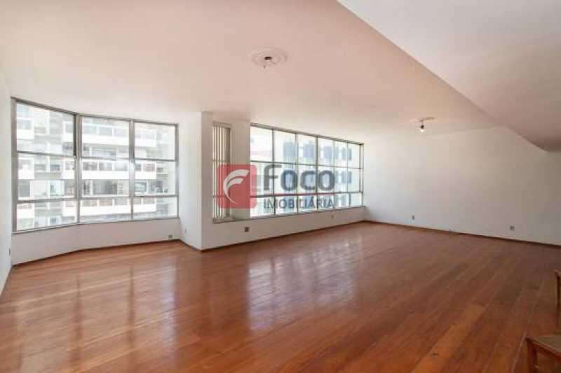1 - Cobertura à venda Rua Tonelero,Copacabana, Rio de Janeiro - R$ 3.800.000 - JBCO40098 - 1