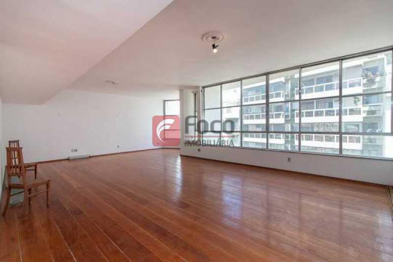 2 - Cobertura à venda Rua Tonelero,Copacabana, Rio de Janeiro - R$ 3.800.000 - JBCO40098 - 3