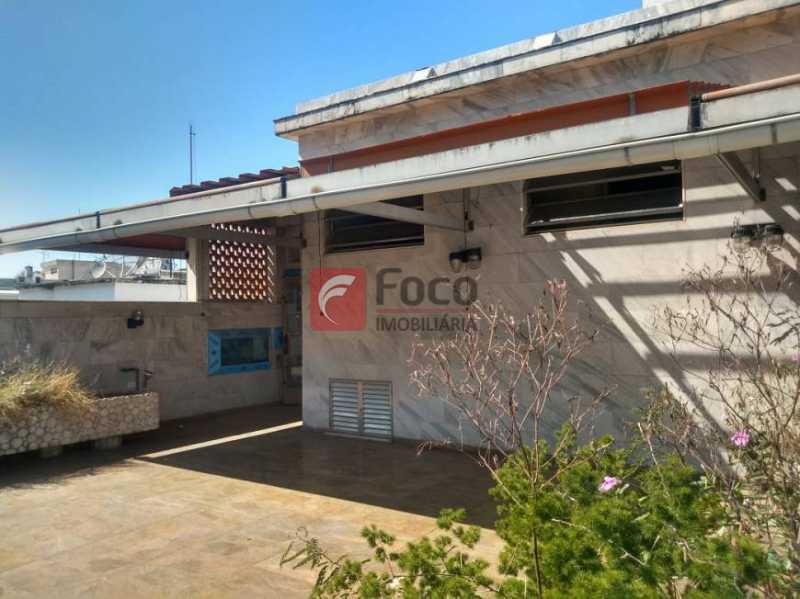 25 - Cobertura à venda Rua Tonelero,Copacabana, Rio de Janeiro - R$ 3.800.000 - JBCO40098 - 22
