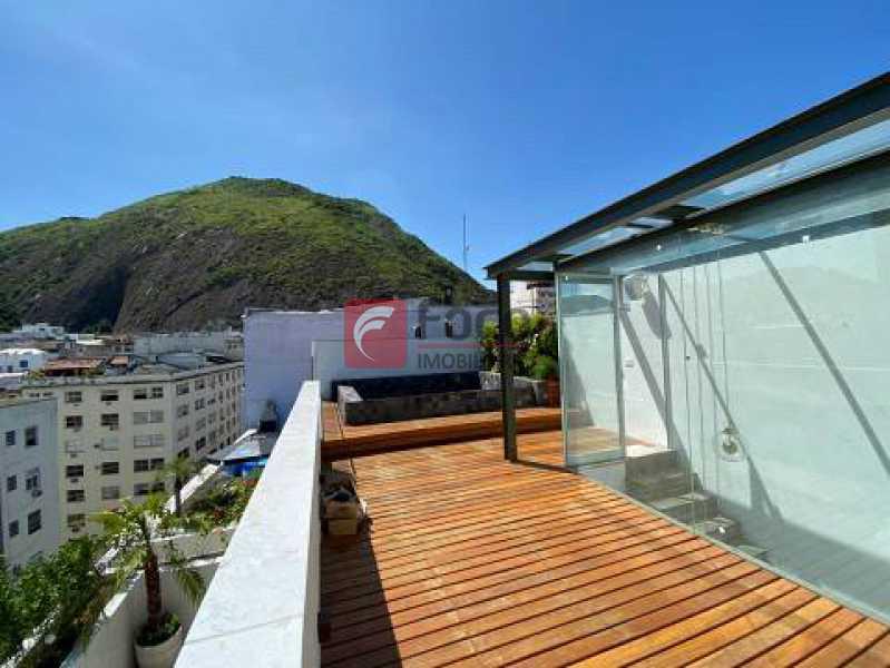1 - Cobertura 3 quartos à venda Copacabana, Rio de Janeiro - R$ 3.500.000 - JBCO30198 - 1