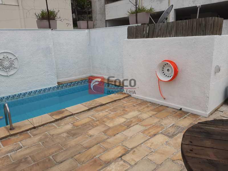 2 - Cobertura à venda Rua Getúlio das Neves,Jardim Botânico, Rio de Janeiro - R$ 2.600.000 - JBCO30199 - 6