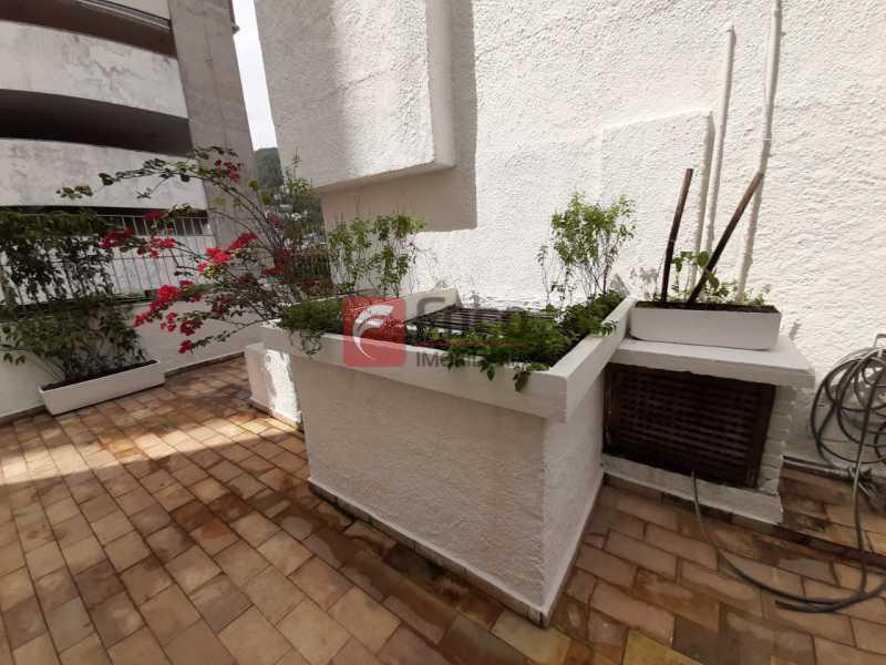 22 - Cobertura à venda Rua Getúlio das Neves,Jardim Botânico, Rio de Janeiro - R$ 2.600.000 - JBCO30199 - 23
