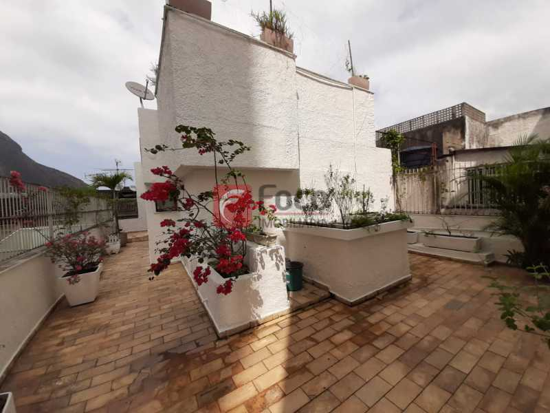 23 - Cobertura à venda Rua Getúlio das Neves,Jardim Botânico, Rio de Janeiro - R$ 2.600.000 - JBCO30199 - 24