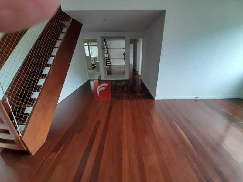 8 - Cobertura à venda Rua Getúlio das Neves,Jardim Botânico, Rio de Janeiro - R$ 2.600.000 - JBCO30199 - 9