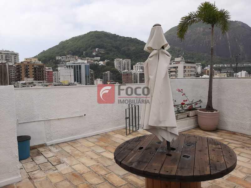 28 - Cobertura à venda Rua Getúlio das Neves,Jardim Botânico, Rio de Janeiro - R$ 2.600.000 - JBCO30199 - 29