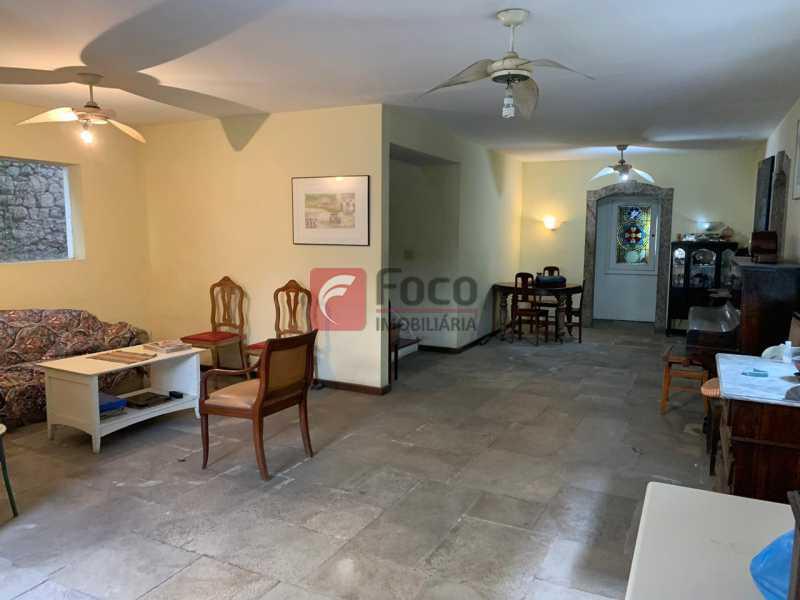 2 - Casa à venda Rua Icatu,Botafogo, Rio de Janeiro - R$ 2.500.000 - JBCA50040 - 3