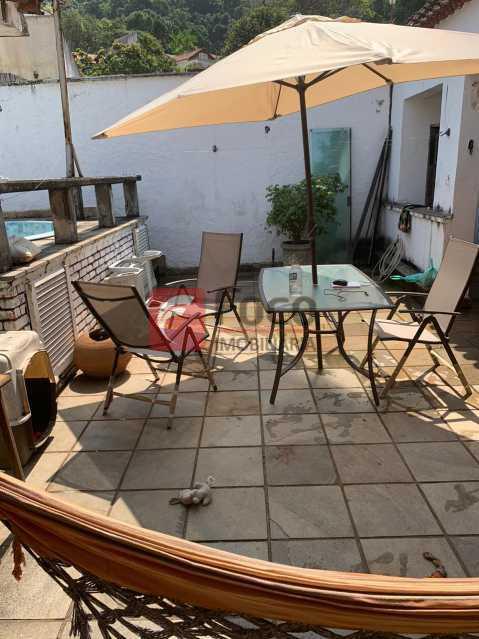 20 - Casa à venda Rua Icatu,Botafogo, Rio de Janeiro - R$ 2.500.000 - JBCA50040 - 25