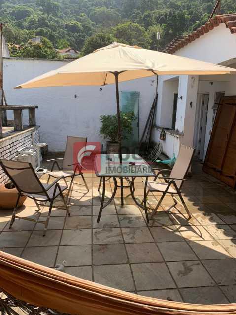 22 - Casa à venda Rua Icatu,Botafogo, Rio de Janeiro - R$ 2.500.000 - JBCA50040 - 26
