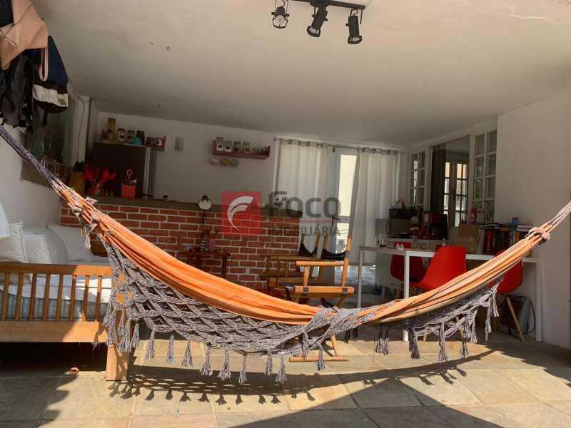24 - Casa à venda Rua Icatu,Botafogo, Rio de Janeiro - R$ 2.500.000 - JBCA50040 - 9