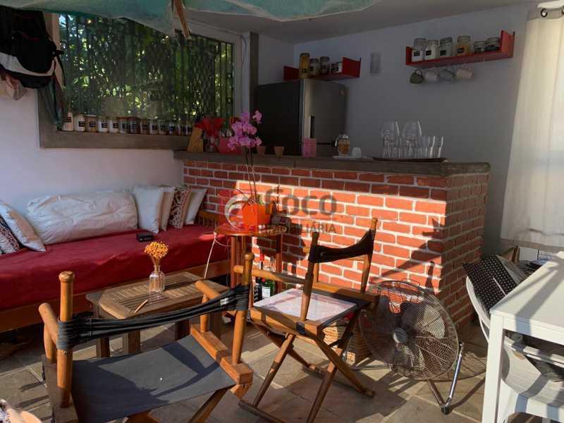 25 - Casa à venda Rua Icatu,Botafogo, Rio de Janeiro - R$ 2.500.000 - JBCA50040 - 10
