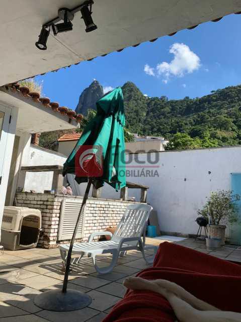 26 - Casa à venda Rua Icatu,Botafogo, Rio de Janeiro - R$ 2.500.000 - JBCA50040 - 28