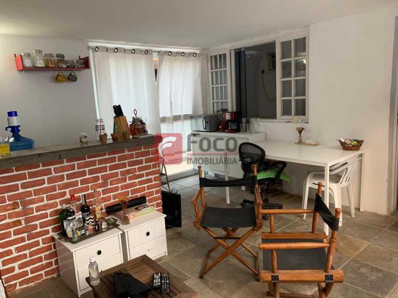 27 - Casa à venda Rua Icatu,Botafogo, Rio de Janeiro - R$ 2.500.000 - JBCA50040 - 8