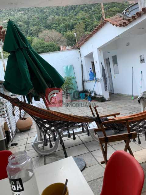 28 - Casa à venda Rua Icatu,Botafogo, Rio de Janeiro - R$ 2.500.000 - JBCA50040 - 29