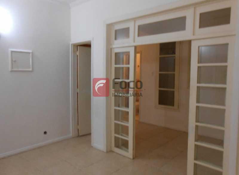 1 - Loft à venda Avenida São Sebastião,Urca, Rio de Janeiro - R$ 480.000 - JBLO10004 - 1