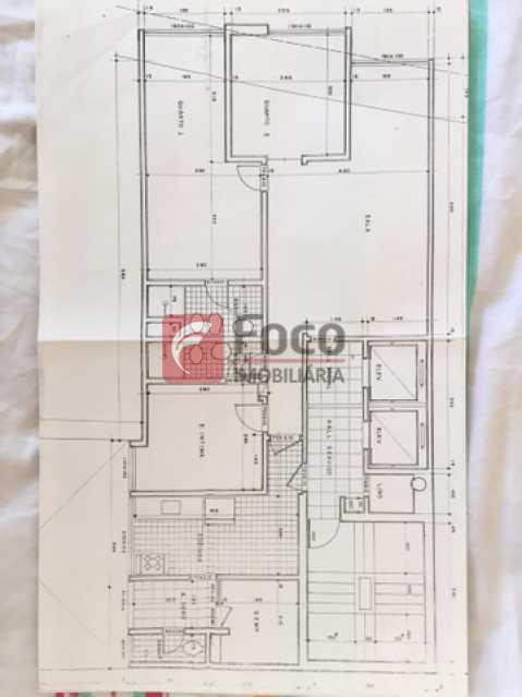 141049599507723 - Apartamento à venda Rua General Ribeiro da Costa,Leme, Rio de Janeiro - R$ 650.000 - JBAP31630 - 14