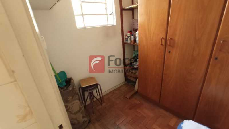 DEPENDÊNCIA - Apartamento à venda Rua Uruguai,Tijuca, Rio de Janeiro - R$ 599.000 - JBAP31636 - 23