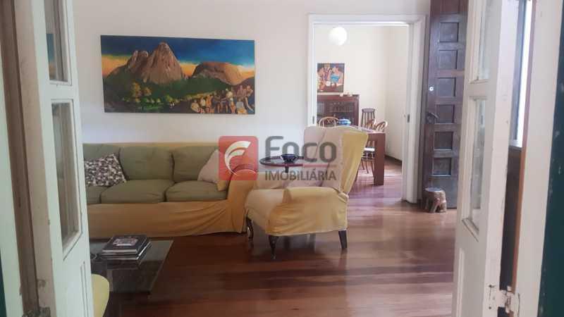 SALA AMPLA - Casa 4 quartos à venda Laranjeiras, Rio de Janeiro - R$ 1.900.000 - JBCA40066 - 4