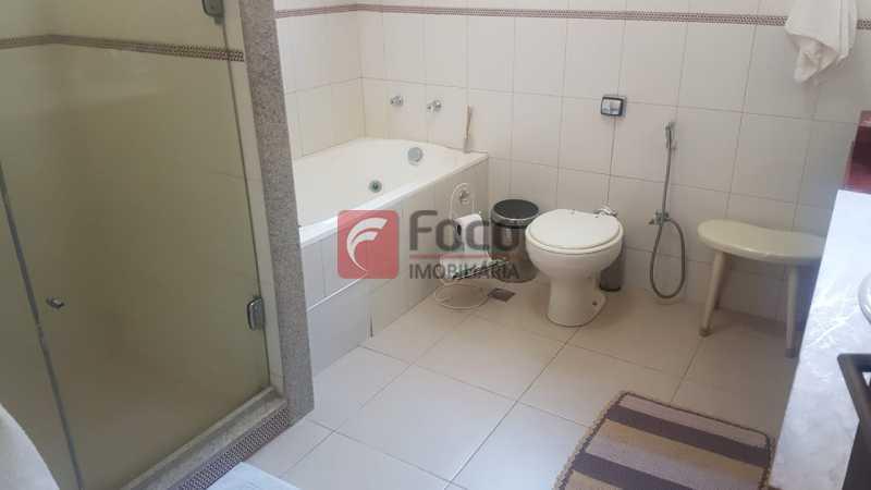 BANHEIRO SOCIAL1 2 PISO - Casa 4 quartos à venda Laranjeiras, Rio de Janeiro - R$ 1.900.000 - JBCA40066 - 19