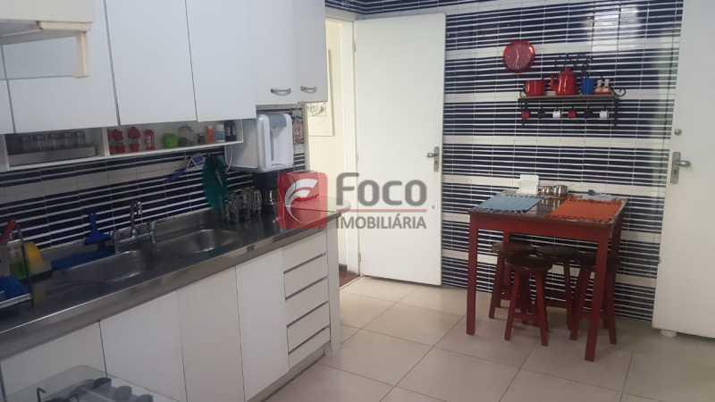 COZINHA - Casa 4 quartos à venda Laranjeiras, Rio de Janeiro - R$ 1.900.000 - JBCA40066 - 22