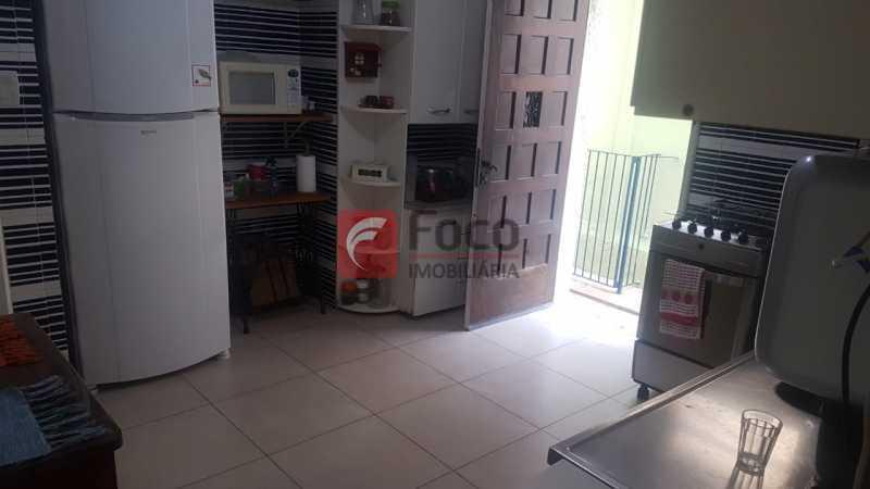 COZINHA - Casa 4 quartos à venda Laranjeiras, Rio de Janeiro - R$ 1.900.000 - JBCA40066 - 23