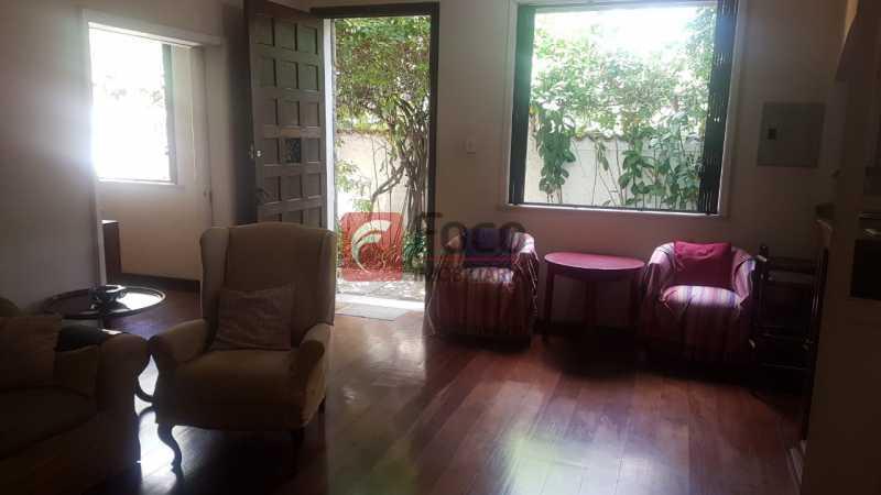SALA AMPLA - Casa 4 quartos à venda Laranjeiras, Rio de Janeiro - R$ 1.900.000 - JBCA40066 - 6