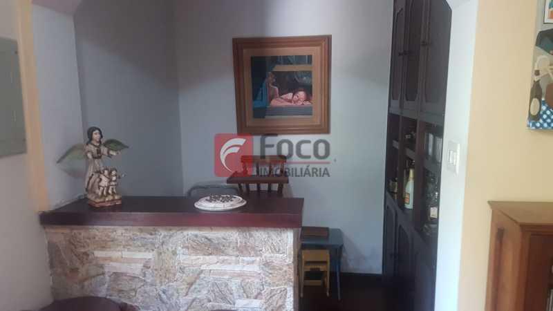 BAR NA SALA - Casa 4 quartos à venda Laranjeiras, Rio de Janeiro - R$ 1.900.000 - JBCA40066 - 7