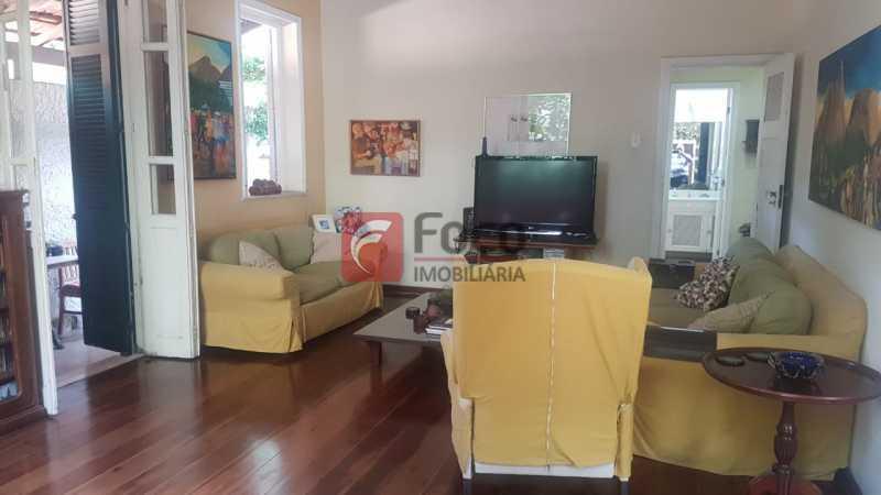 SALA AMPLA - Casa 4 quartos à venda Laranjeiras, Rio de Janeiro - R$ 1.900.000 - JBCA40066 - 1