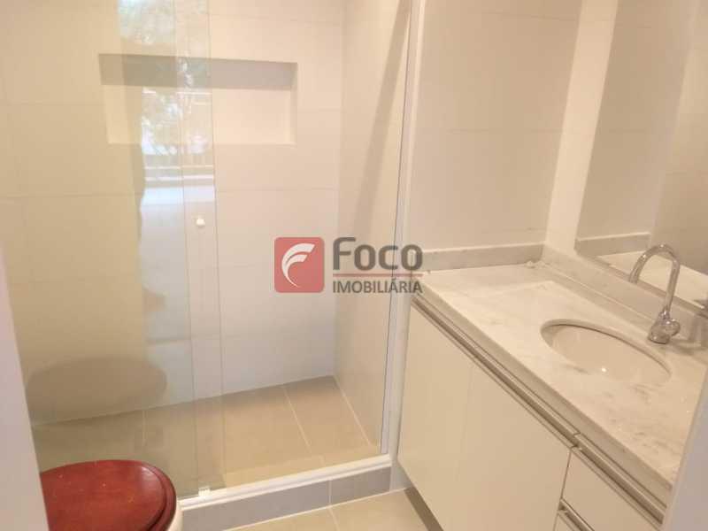BANHEIRO SUÍTE - Apartamento à venda Avenida Epitácio Pessoa,Lagoa, Rio de Janeiro - R$ 1.600.000 - JBAP21259 - 11