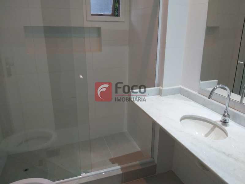 BANHEIRO SOCIAL - Apartamento à venda Avenida Epitácio Pessoa,Lagoa, Rio de Janeiro - R$ 1.600.000 - JBAP21259 - 13