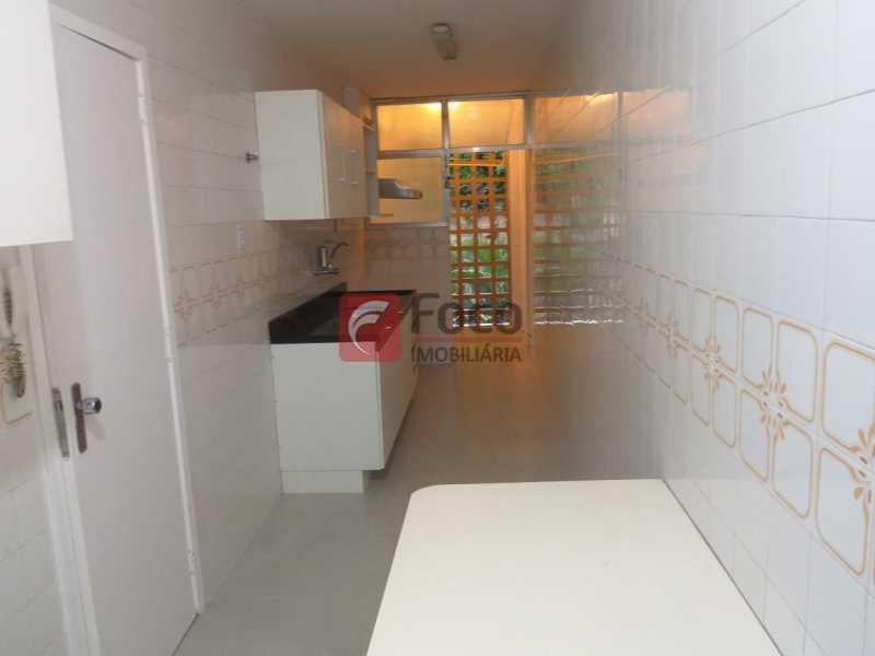 COZINHA - Apartamento à venda Avenida Epitácio Pessoa,Lagoa, Rio de Janeiro - R$ 1.600.000 - JBAP21259 - 14