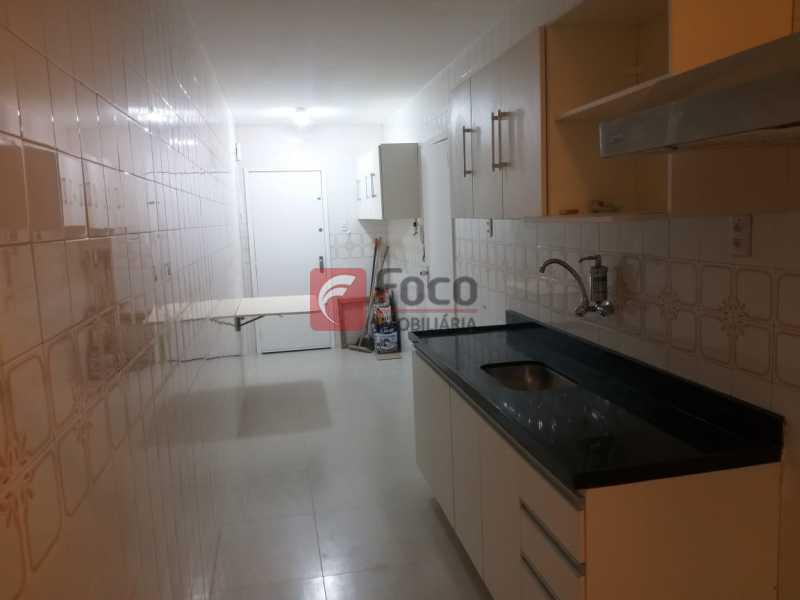 COZINHA - Apartamento à venda Avenida Epitácio Pessoa,Lagoa, Rio de Janeiro - R$ 1.600.000 - JBAP21259 - 15