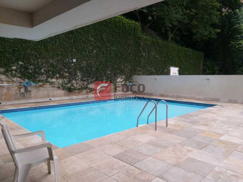 PISCINA - Apartamento à venda Avenida Epitácio Pessoa,Lagoa, Rio de Janeiro - R$ 1.600.000 - JBAP21259 - 23