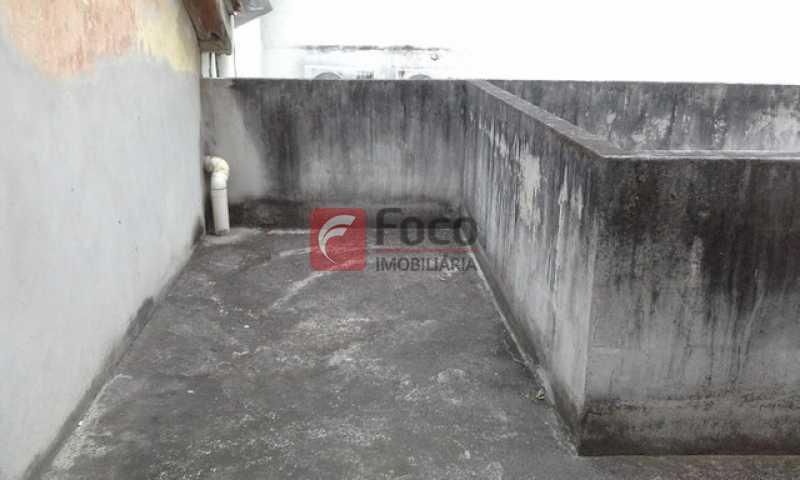 15 - Casa 2 quartos à venda Botafogo, Rio de Janeiro - R$ 830.000 - JBCA20008 - 16