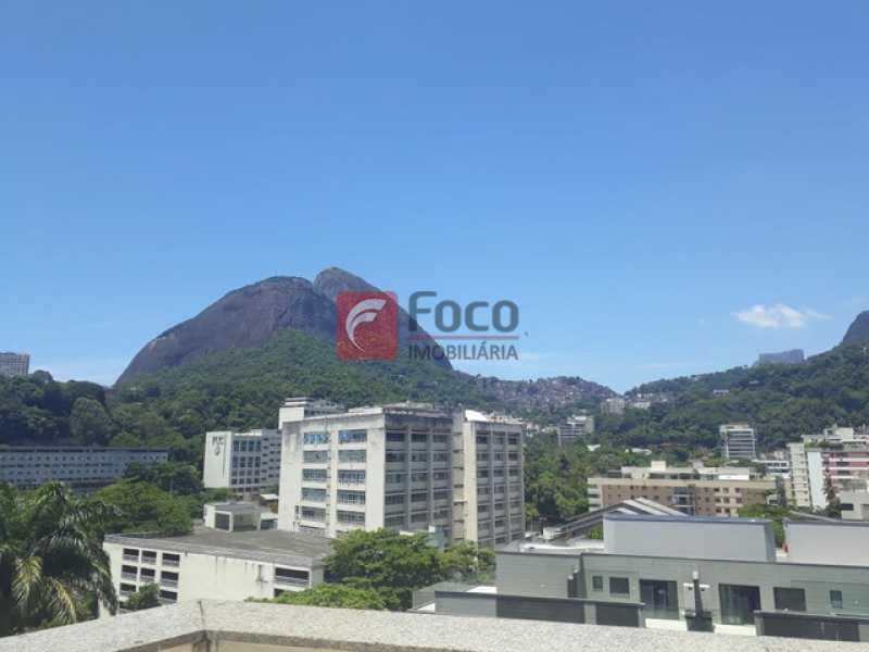 1 - Cobertura à venda Rua Marquês de São Vicente,Gávea, Rio de Janeiro - R$ 2.300.000 - JBCO30202 - 1