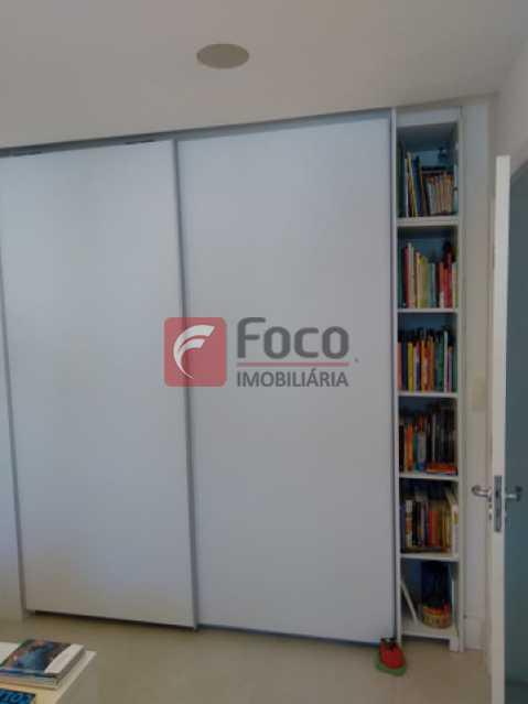 7 - Cobertura à venda Rua Marquês de São Vicente,Gávea, Rio de Janeiro - R$ 2.300.000 - JBCO30202 - 8